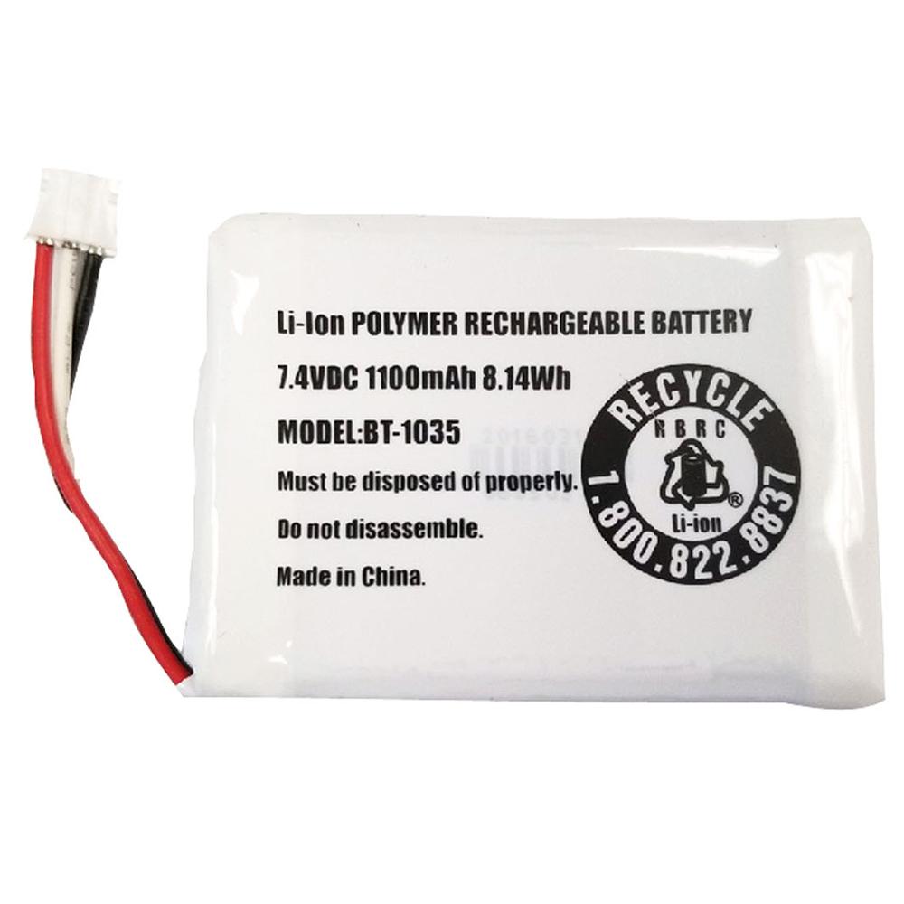 Uniden Replacement Battery Pack for Atlantis 270 - BBTG0920001
