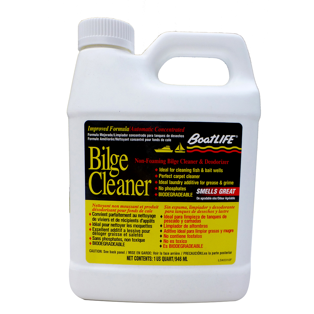 BoatLIFE Bilge Cleaner - Quart - 1102