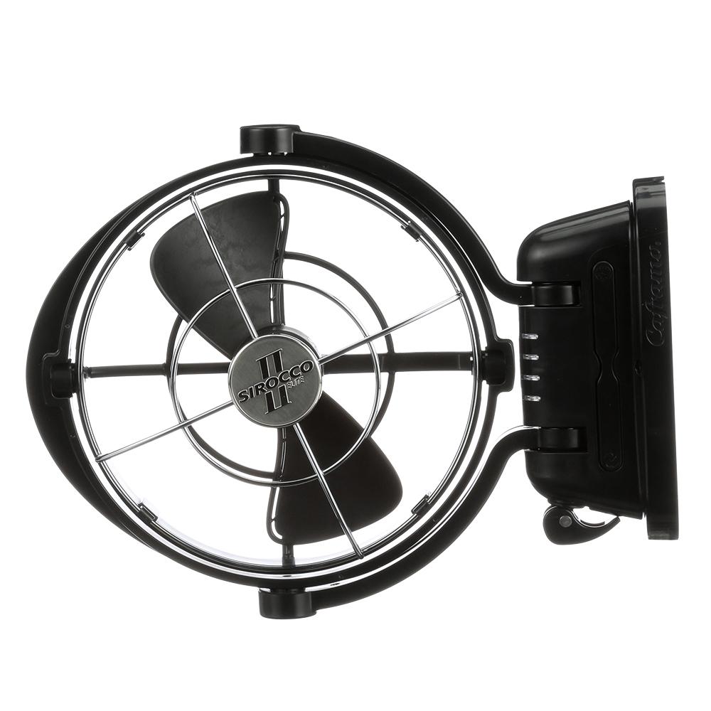 Caframo Sirocco II Elite Fan - Black - 7012CABBX