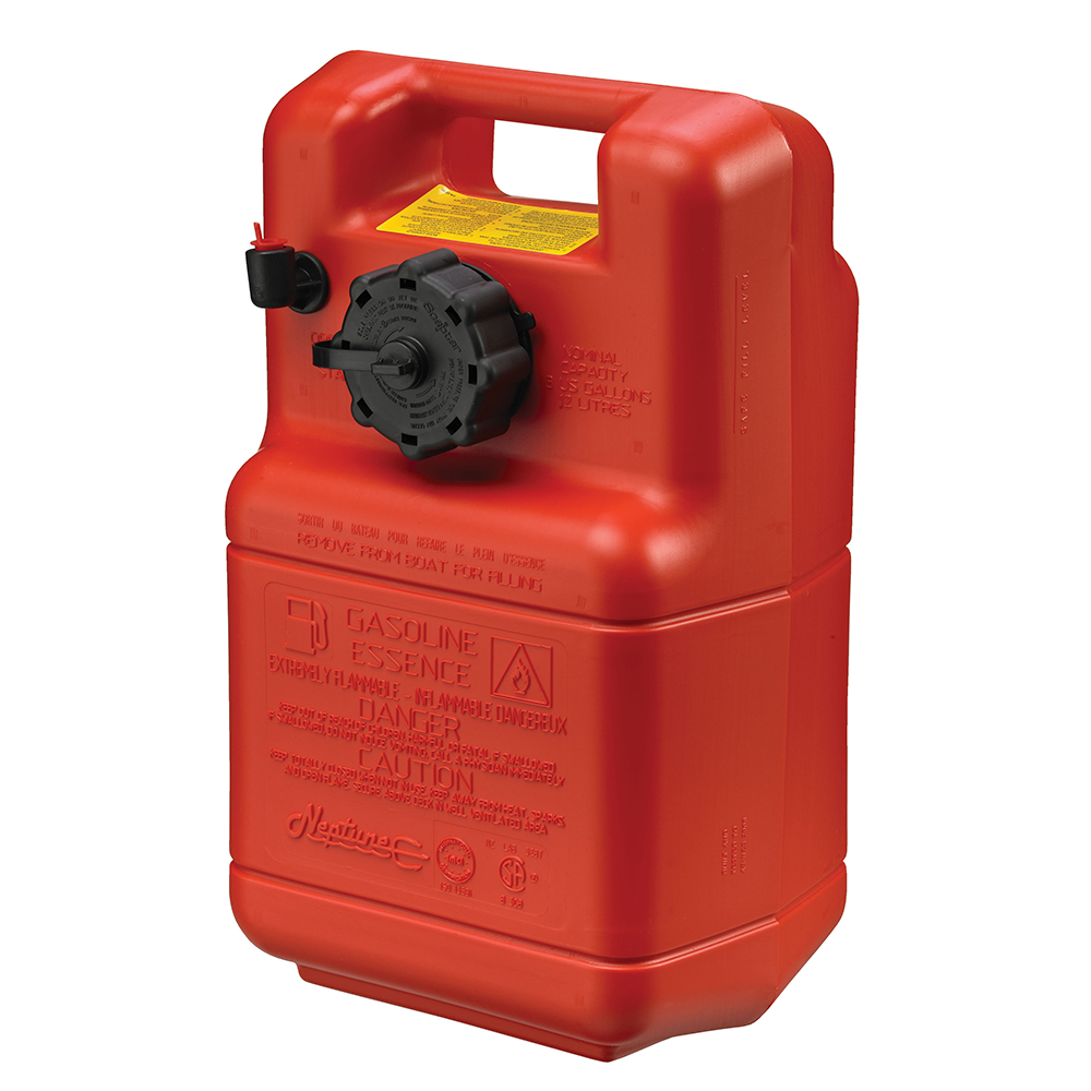 Scepter Neptune Portable Fuel Tank - 3 Gallon - 08590