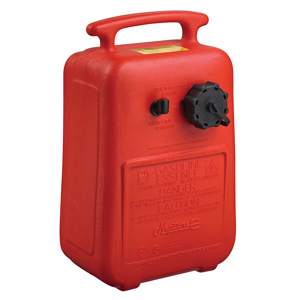 Scepter Neptune Portable Fuel Tank - 6 Gallon - 08592