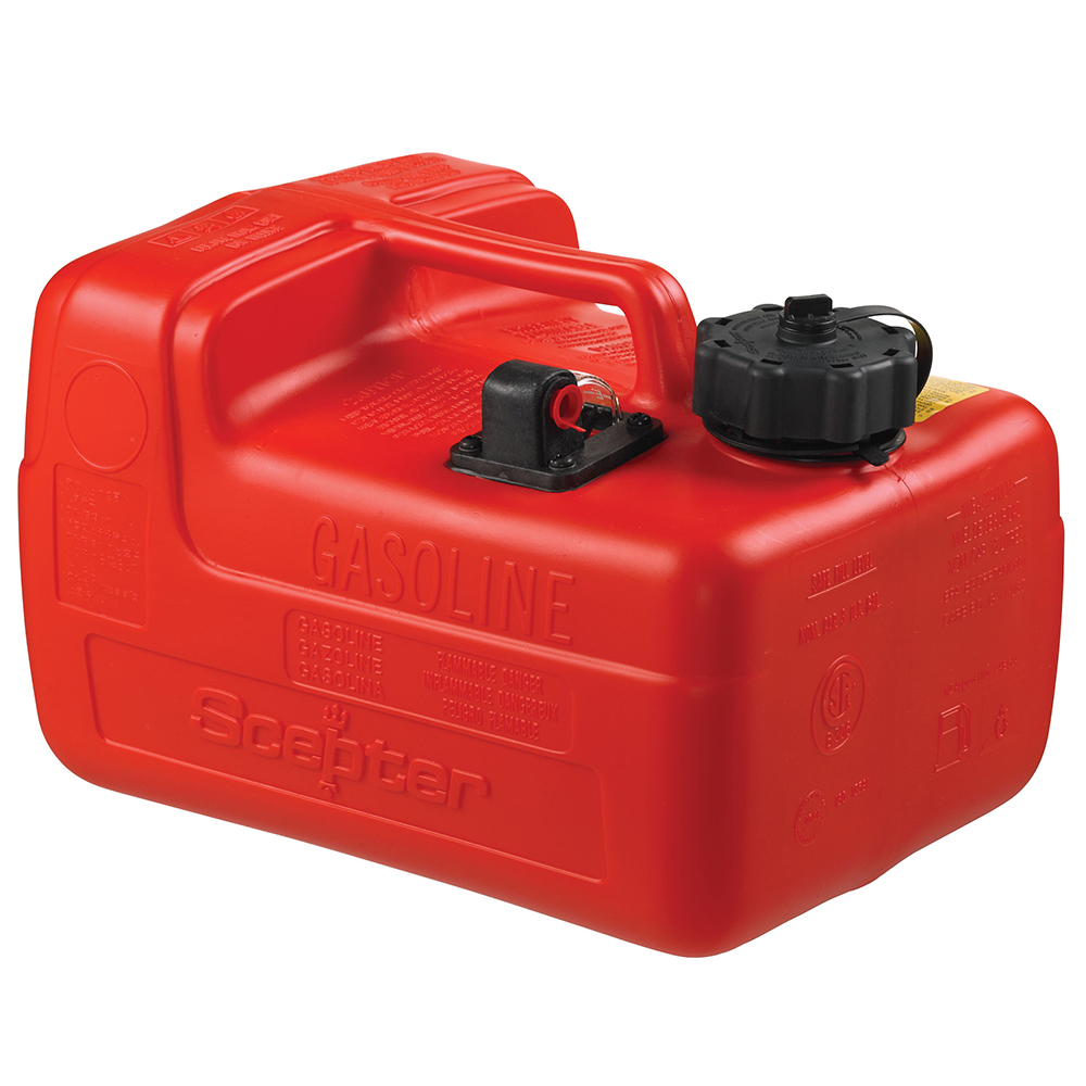 Scepter OEM Choice Portable Fuel Tank - 3.2 Gallon - 08576