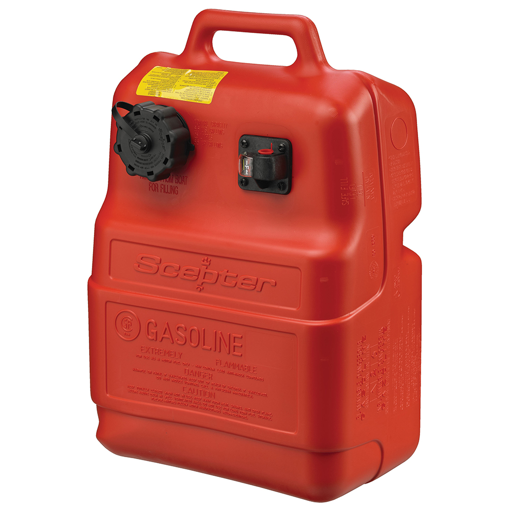 Scepter OEM Choice Portable Fuel Tank - 6.6 Gallon - 08580