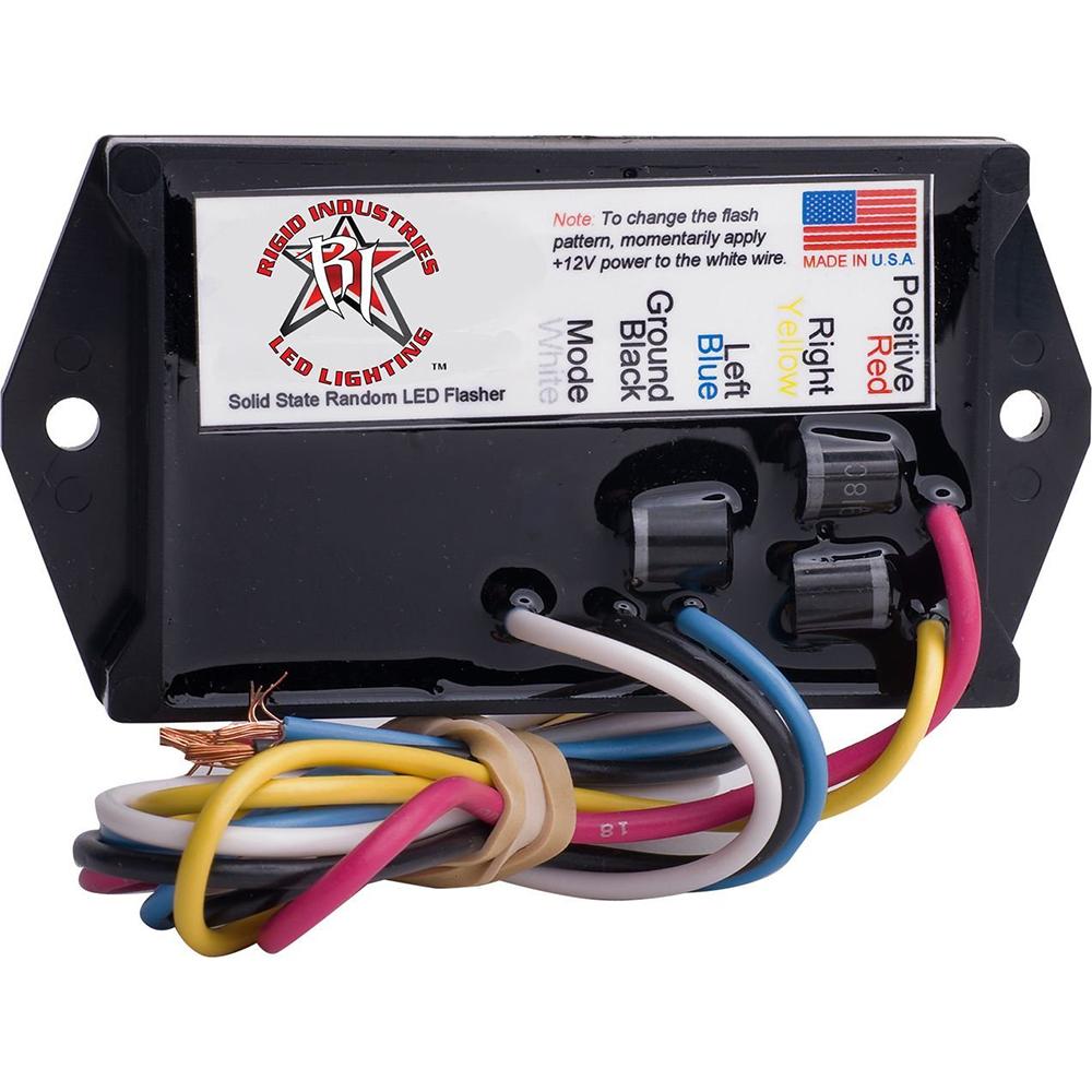 RIGID Industries 3 Amp 12V Flasher Kit - 40312