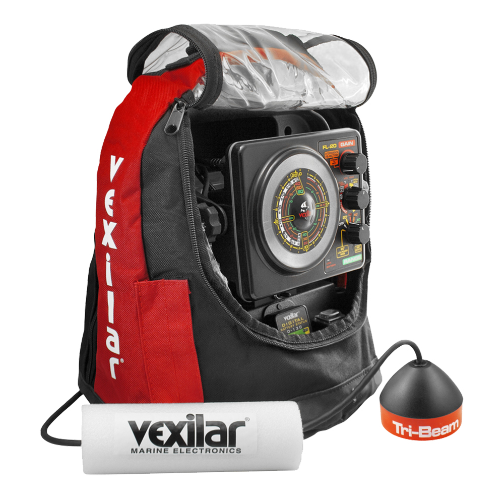 Vexilar Soft Pack for Pro Pack II & Ultra Pack - SP0007