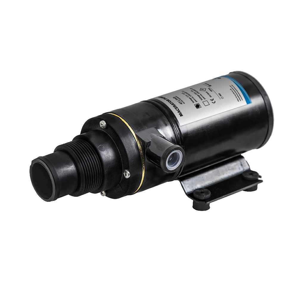 Albin Pump Waste Water Macerator - 43L (11.5 GPM) - 12V CD-73490