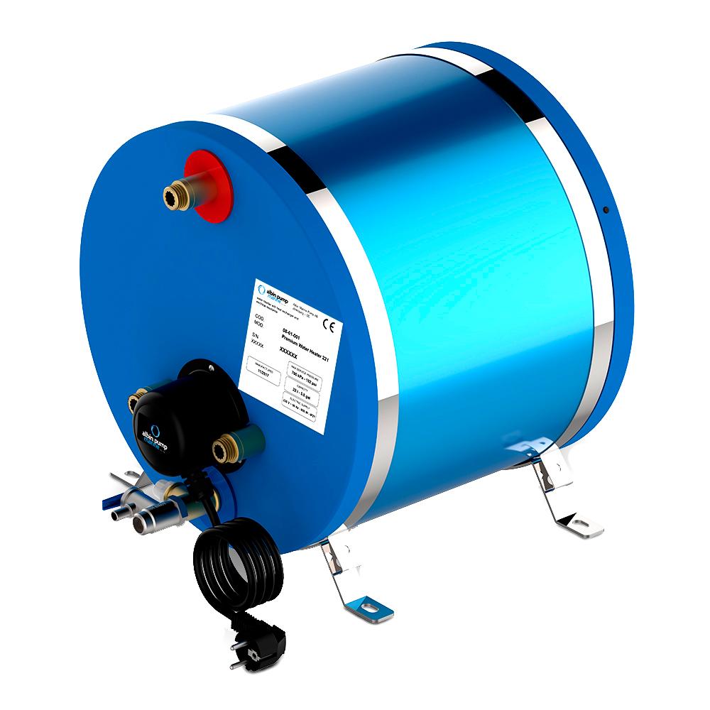 Albin Pump Marine Premium Water Heater 22L - 230V CD-73612