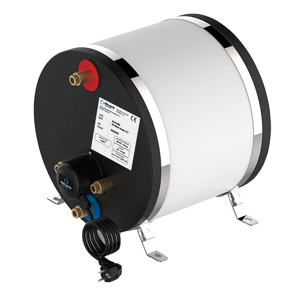 Albin Pump Marine SS Water Heater 22L - 230V CD-73617
