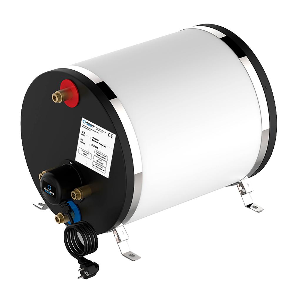 Albin Pump Marine SS Water Heater 30L - 230V CD-73618