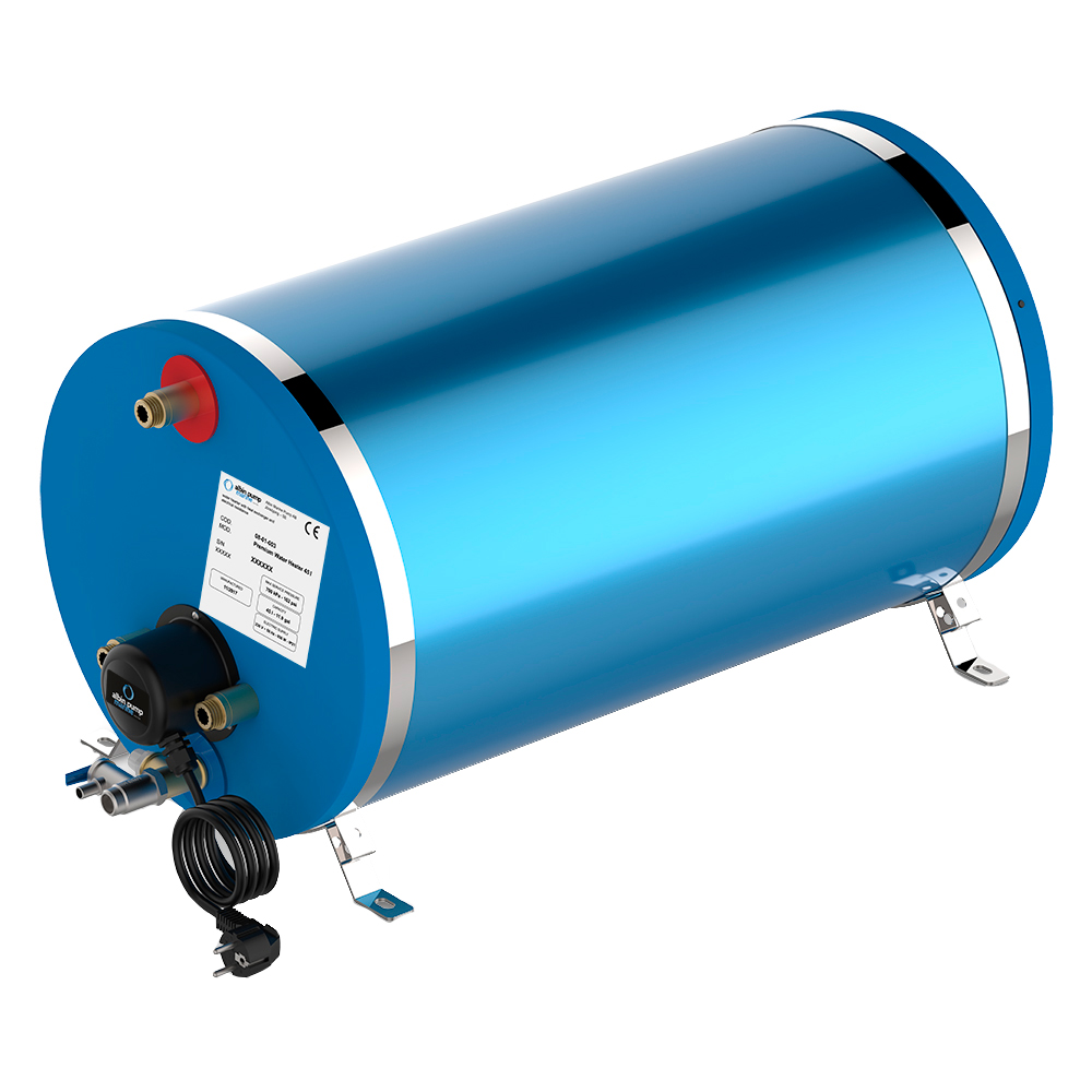Albin Pump Marine Premium Water Heater 12G - 120V CD-73624