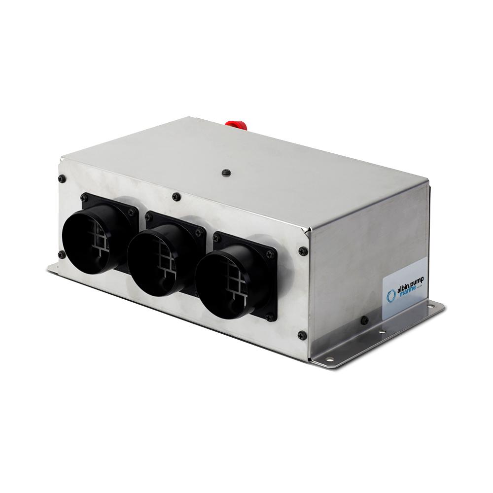 Albin Pump Marine Defroster 4kW - 12V CD-73657