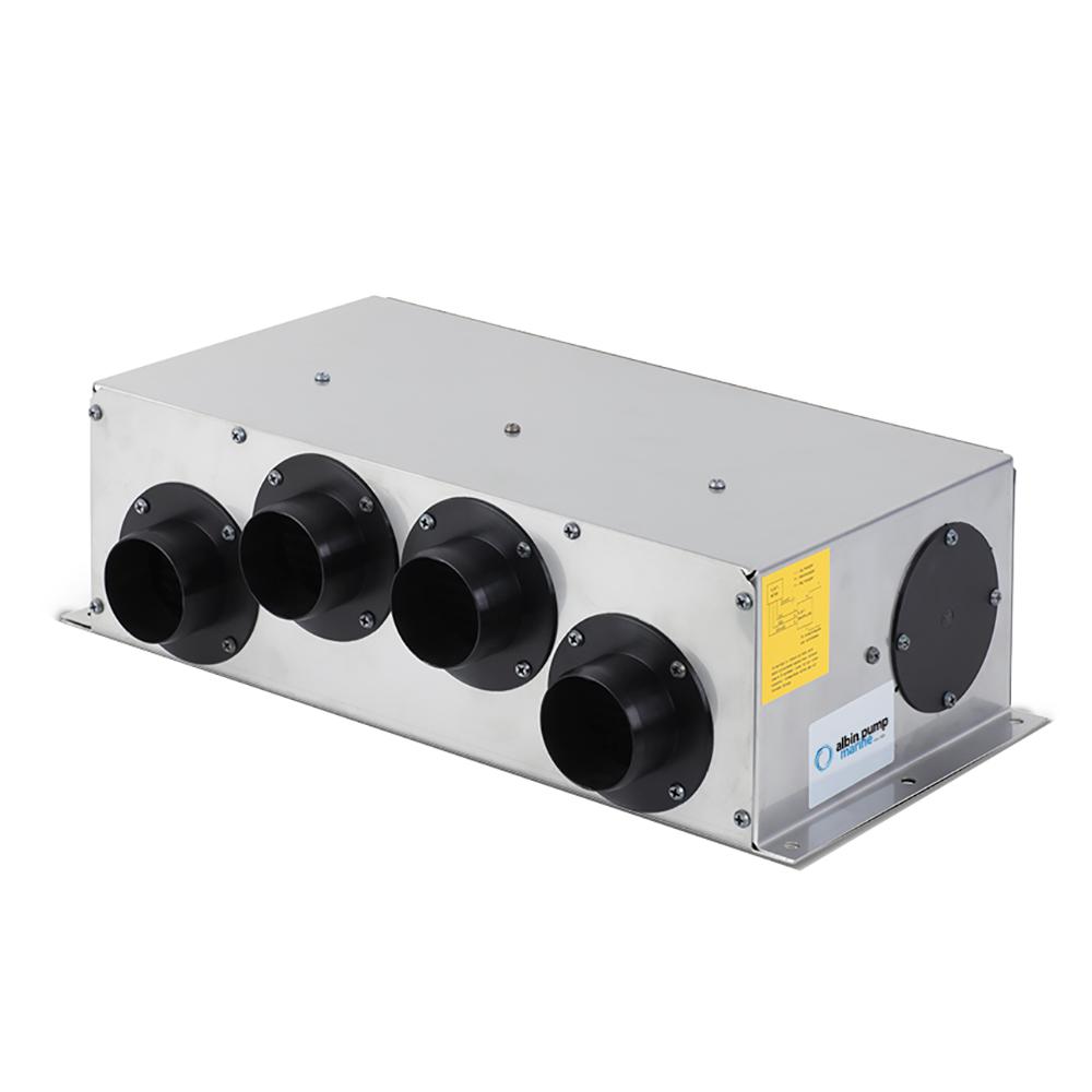 Albin Pump Marine Premium Defroster 9kW - 12V CD-73659