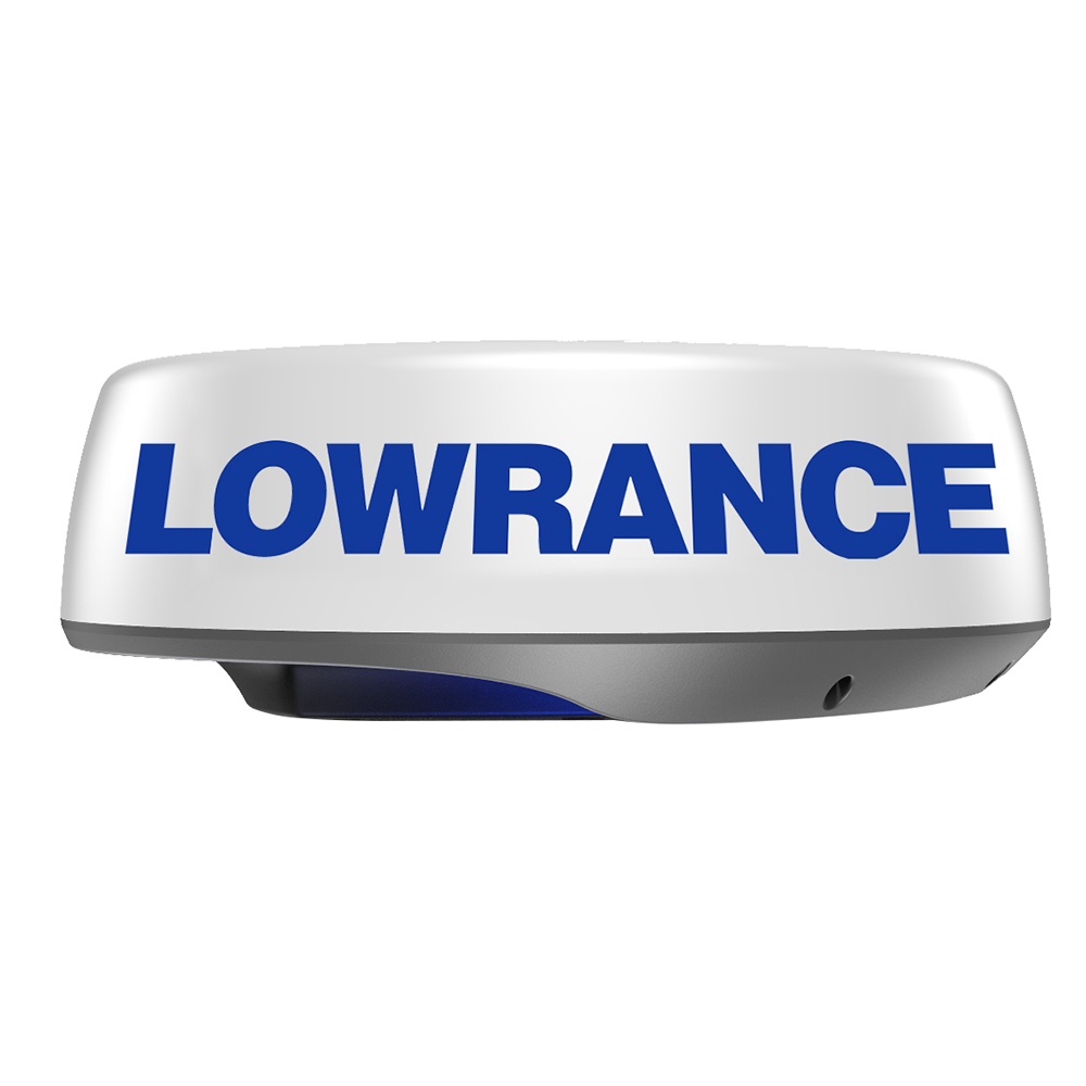 Lowrance HALO24 Radar Dome with Doppler Technology - 000-14541-001
