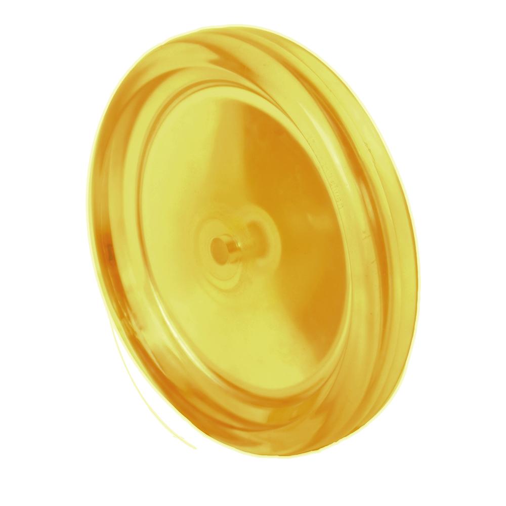 C.E. Smith Bow Roller - Yellow PVC - 8