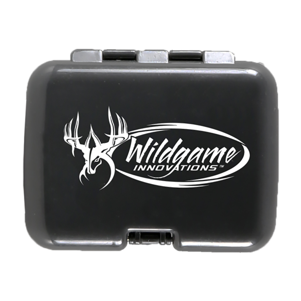Wildgame Innovations SD Card Holder - Holds Up to 8 SD Cards - 358215