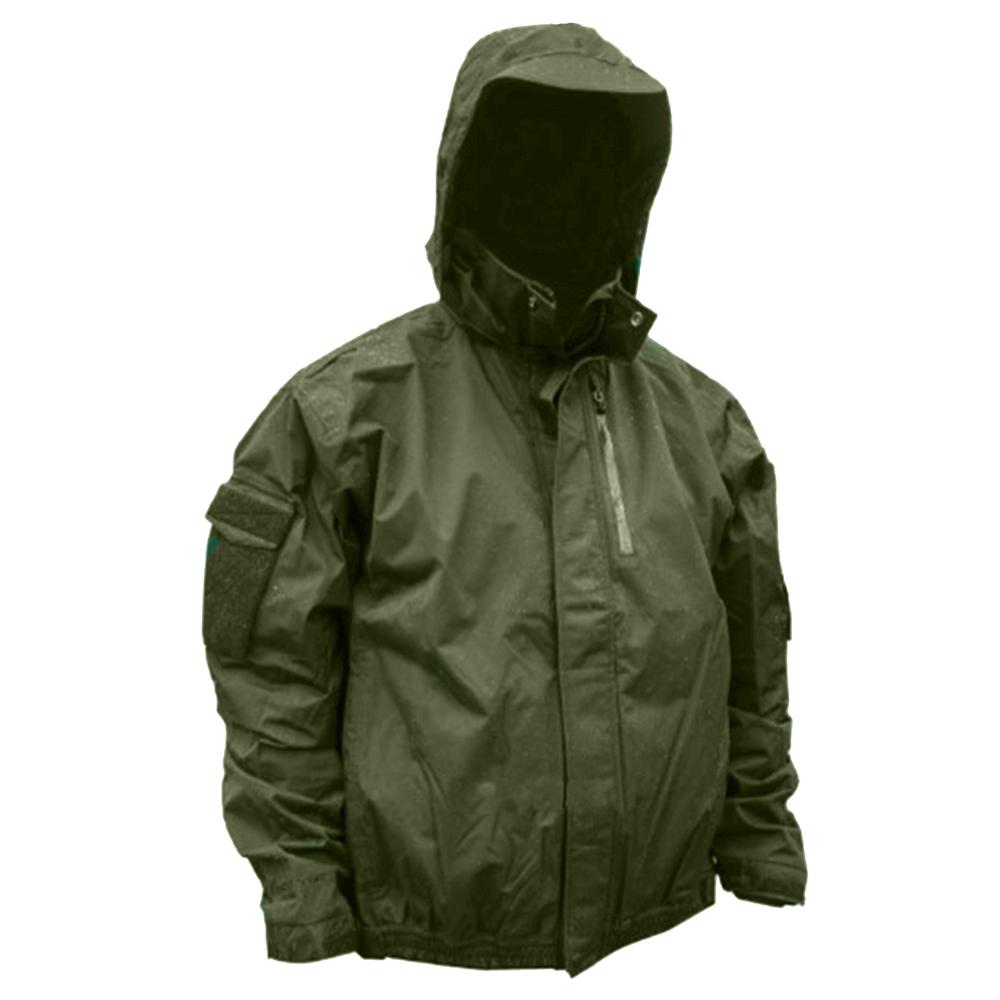 First Watch H20 Tac Jacket - XXX-Large - Green - MVP-J-G-XXXL