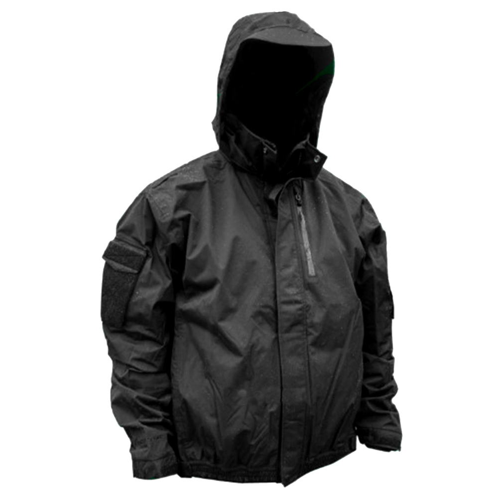 First Watch H20 Tac Jacket - XX-Large - Black - MVP-J-BK-2XL