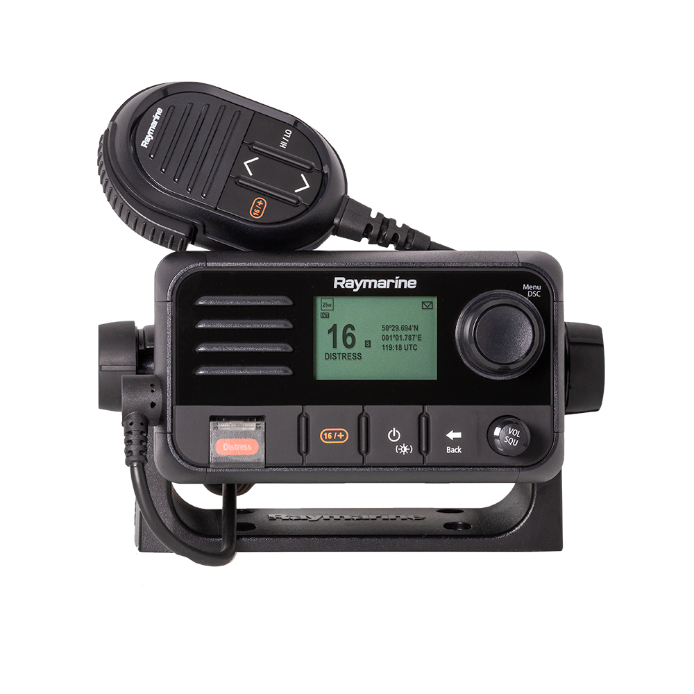 Raymarine Ray53 Compact VHF Radio with GPS - E70524