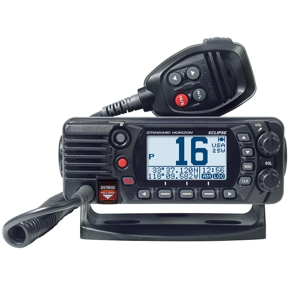 Standard Horizon GX1400 Fixed Mount VHF - Black - GX1400B