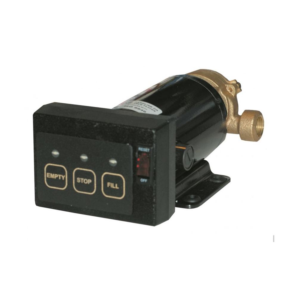 GROCO Commercial Duty Touch Pad Reversing Vane Pump - 12V - SPO-80-RT 12V