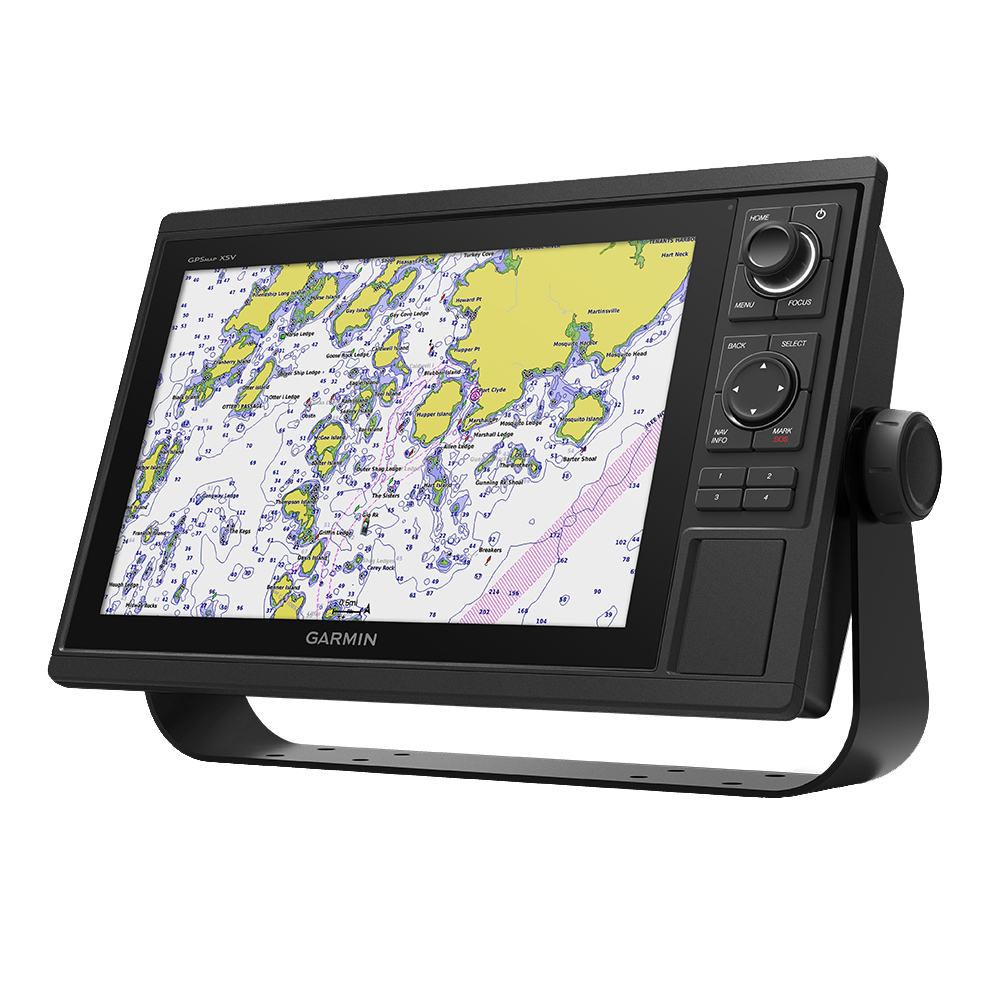 Garmin GPSMAP 1242xsv BlueChart G3 w/GT52HW-TM Transducer - 010-01741-21