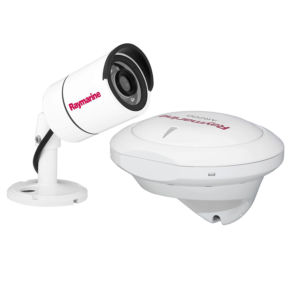 Raymarine CAM210 Augmented Reality Pack with AR200 and CAM210 - T70452
