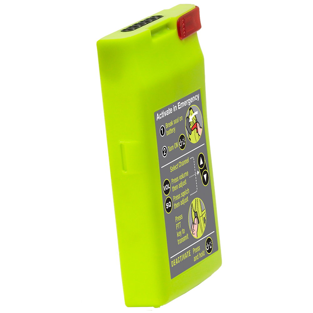 ACR 1062 Lithium Polymer Rechargeable Battery f/SR203 CD-76726