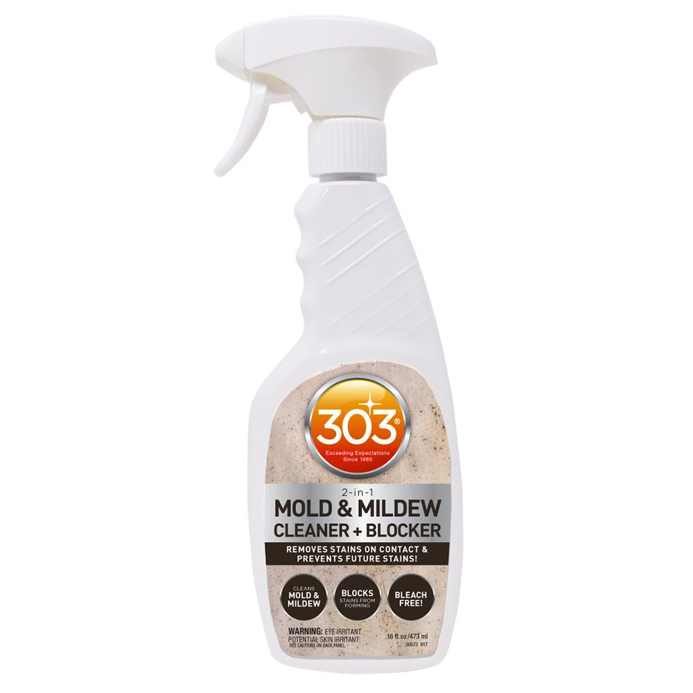 303 Mold & Mildew Cleaner & Blocker w/Trigger Sprayer - 16oz CD-76951