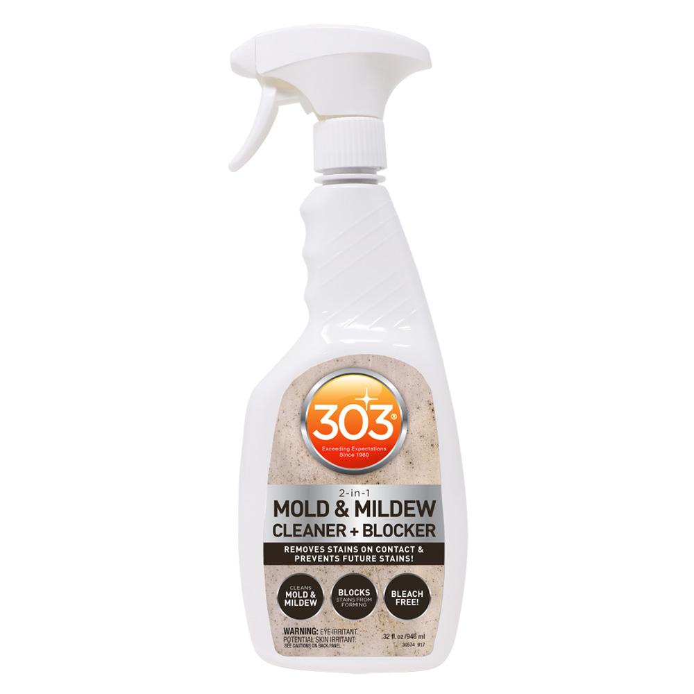 303 Mold & Mildew Cleaner & Blocker w/Trigger Sprayer - 32oz CD-76952
