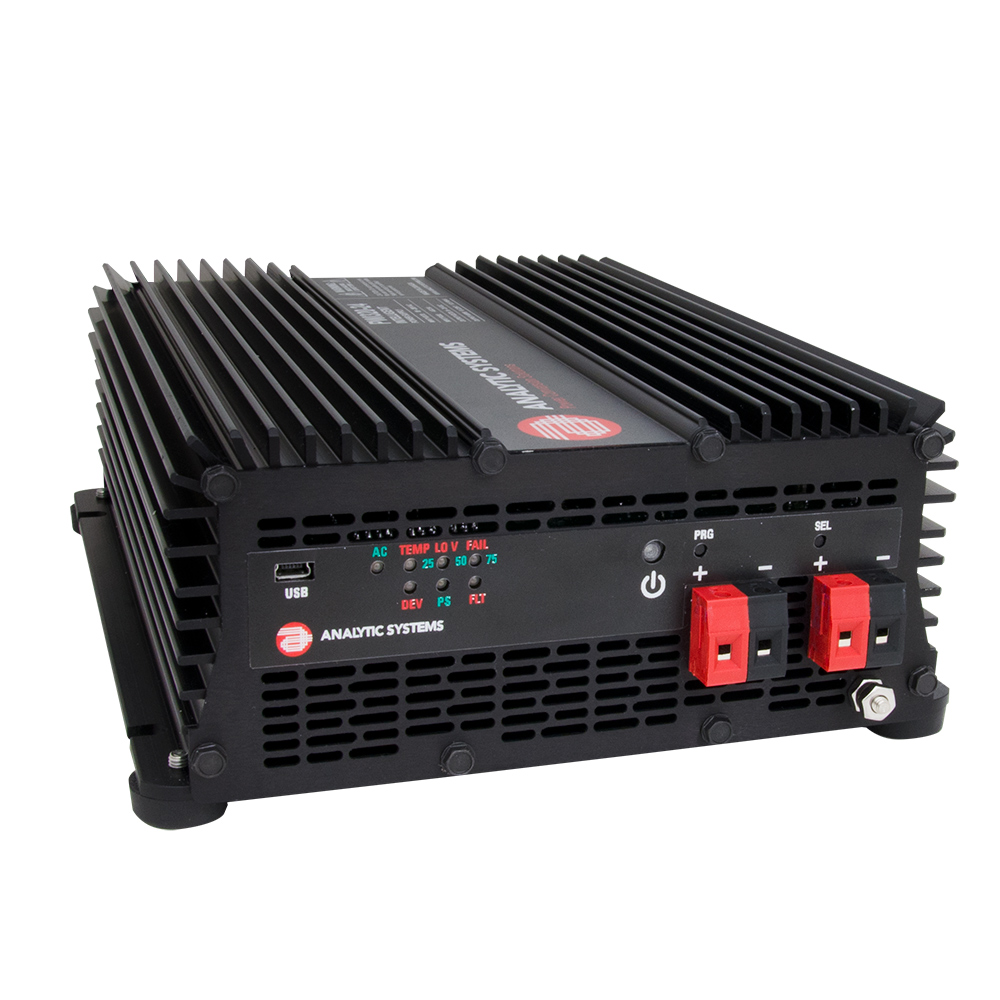 Analytic Systems AC Power Supply 20/25A, 12V Out, 85-265V In CD-77022