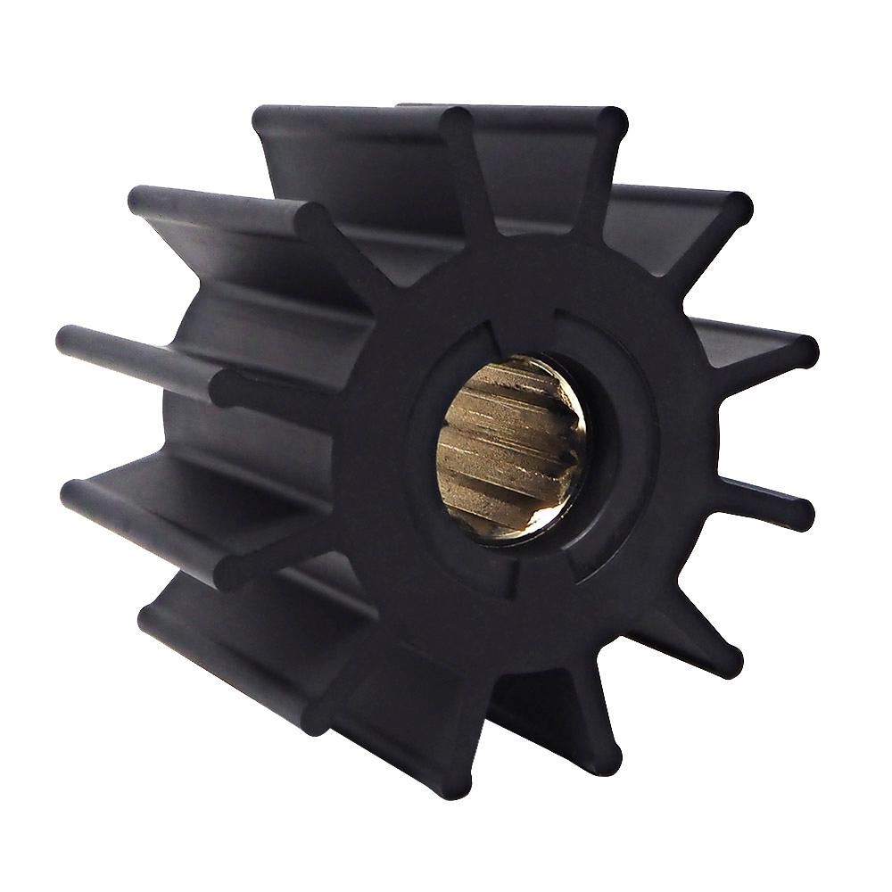 Albin Pump Premium Impeller - 95 x 25 x 63mm - 12 Blade - Spline Insert CD-77990