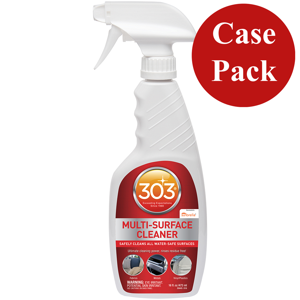303 Multi-Surface Cleaner with Trigger Sprayer - 16oz *Case of 6* CD-78254