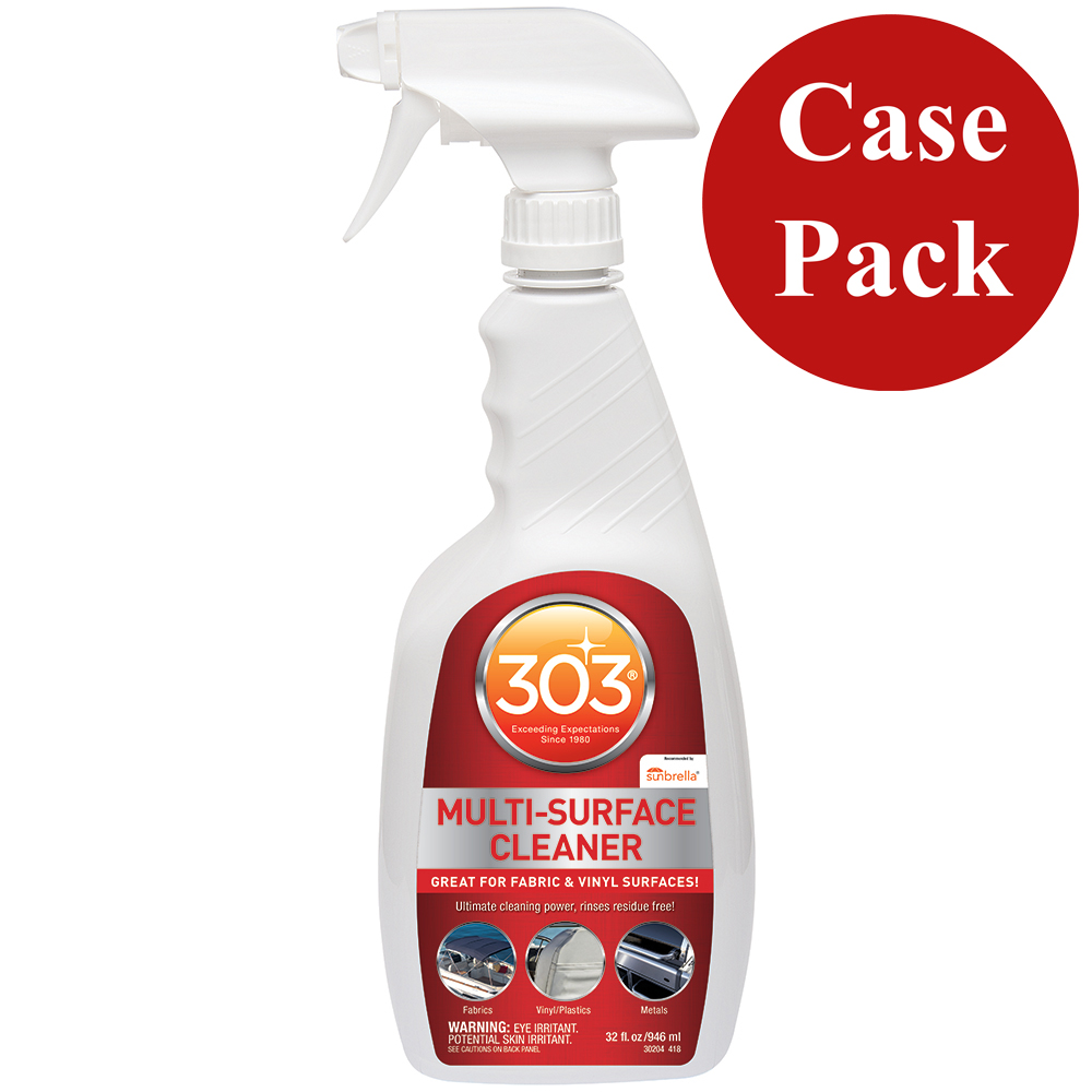 303 Multi-Surface Cleaner with Trigger Sprayer - 32oz *Case of 6* CD-78256