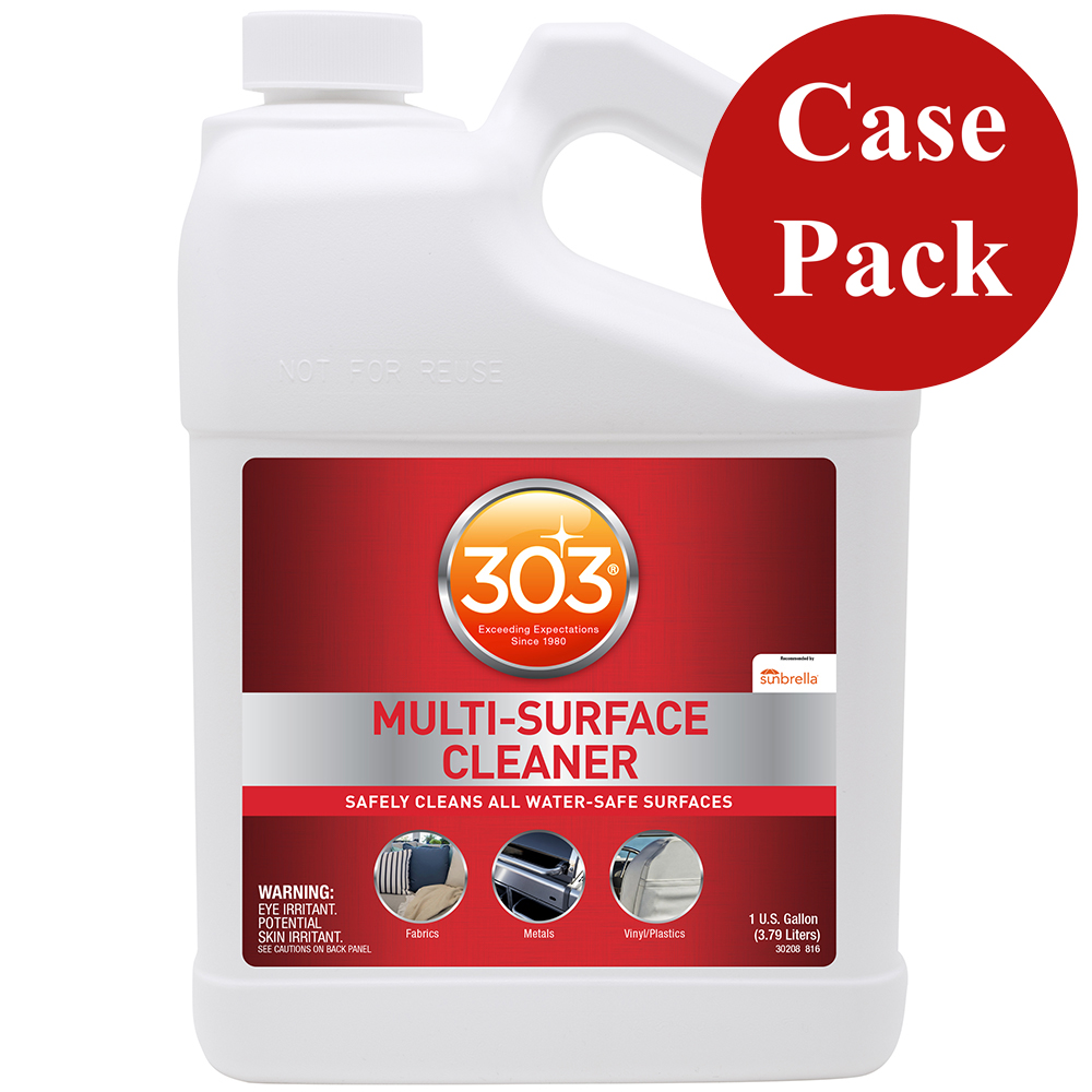 303 Multi-Surface Cleaner - 1 Gallon *Case of 4* CD-78258