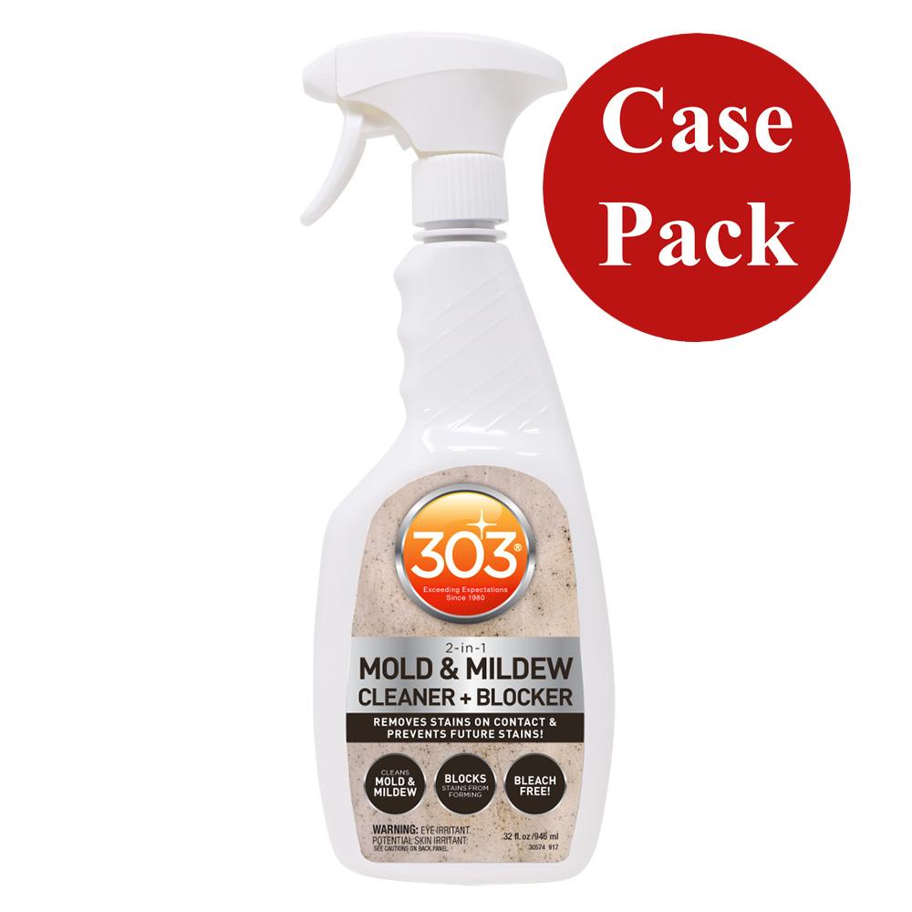 303 Mold & Mildew Cleaner & Blocker with Trigger Sprayer - 32oz *Case of 6* CD-78271