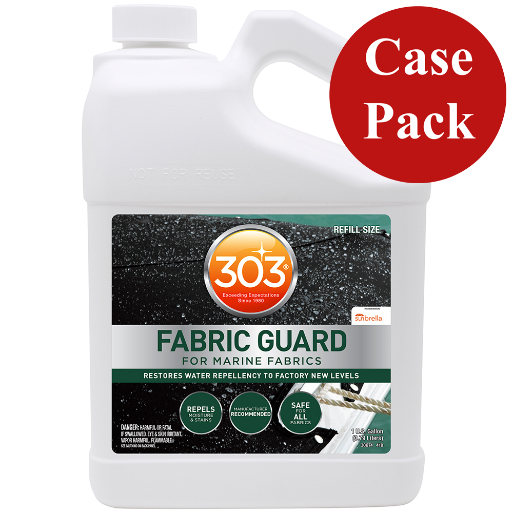 303 Marine Fabric Guard - 1 Gallon *Case of 4* CD-78279