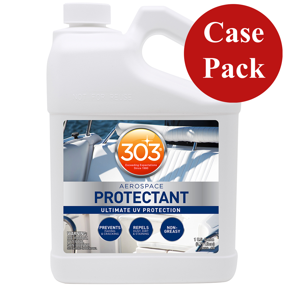 303 Marine Aerospace Protectant - 1 Gallon *Case of 4* CD-78280