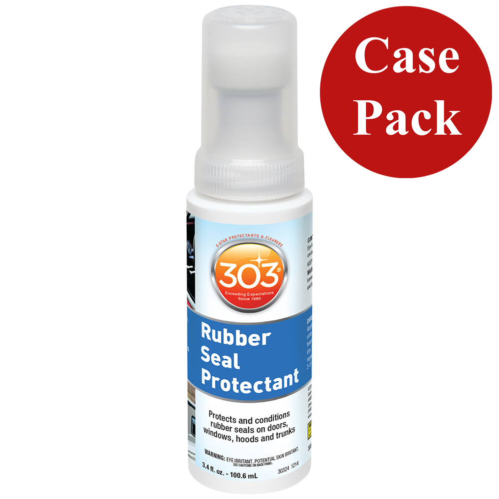303 Rubber Seal Protectant - 3.4oz *Case of 12* CD-78282