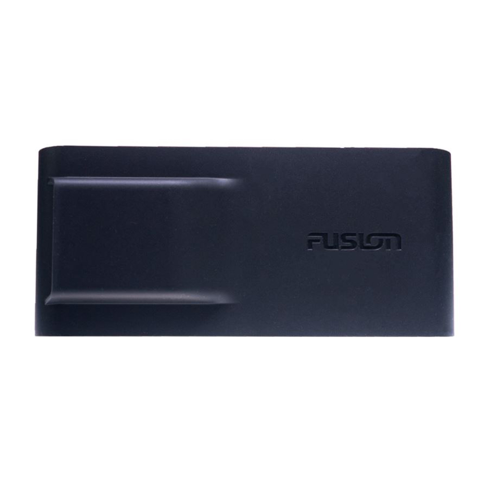 FUSION MS-RA670 DUST COVER - SILICONE