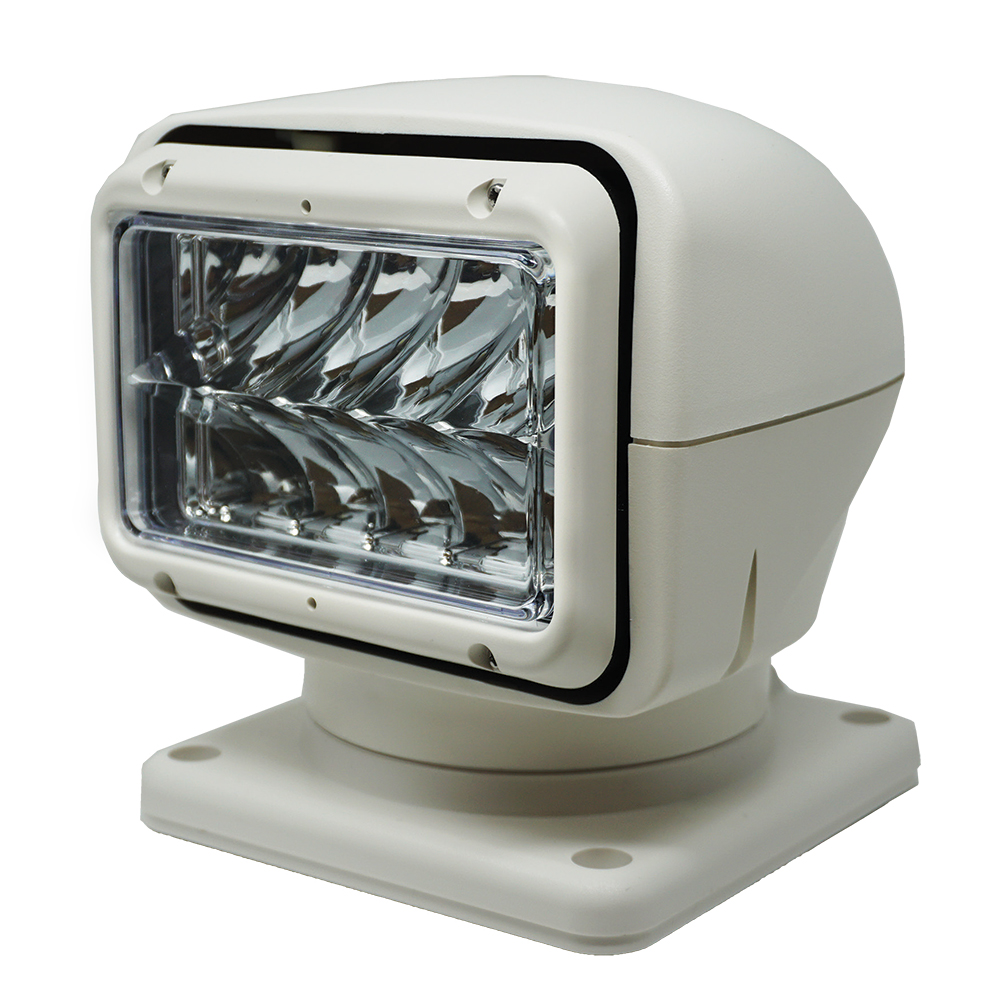 ACR RCL-95 White LED Searchlight w/Wired/Wireless Remote Control - 12/24V CD-79111