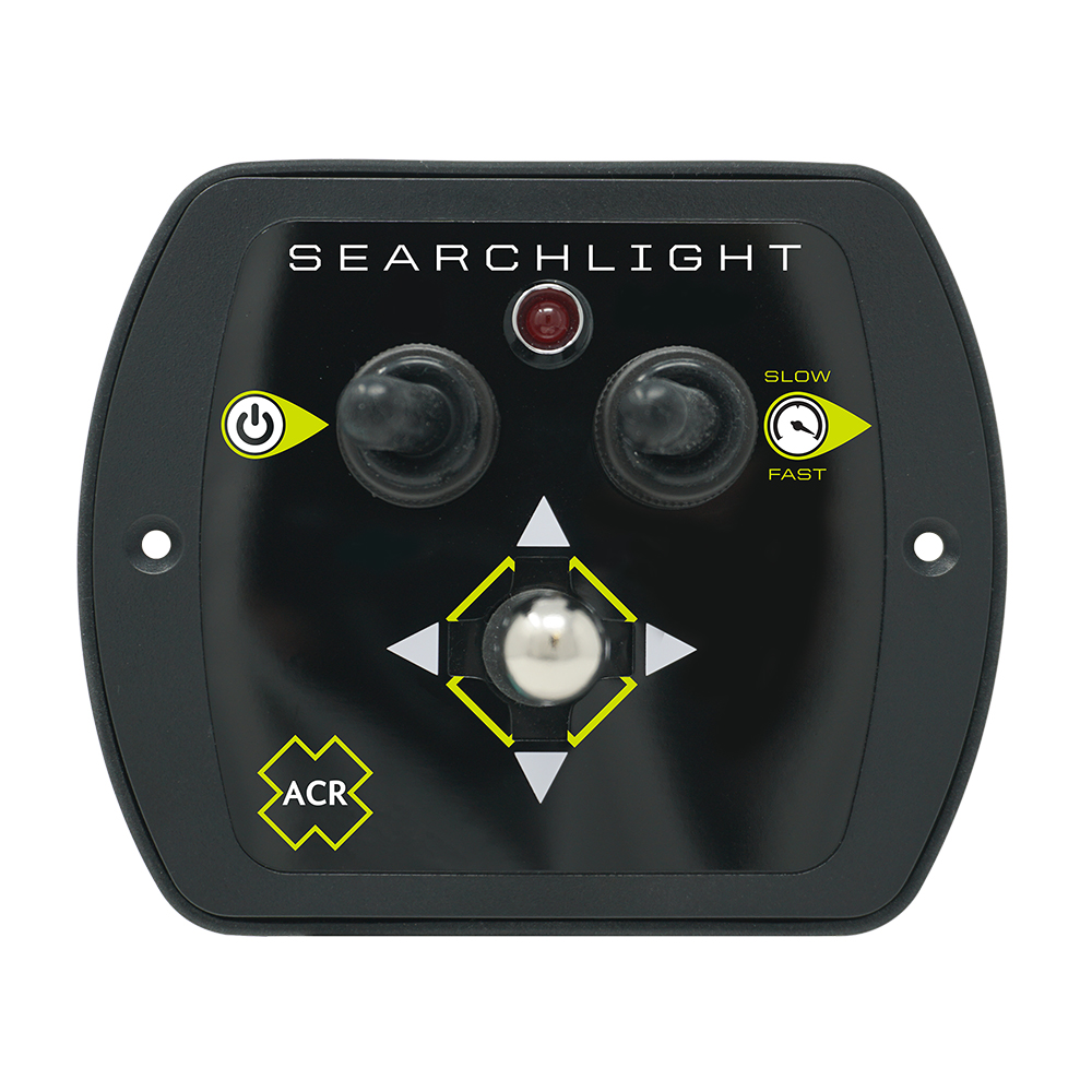 ACR Dash Mount Point Pad f/RCL-95 Searchlight CD-79115