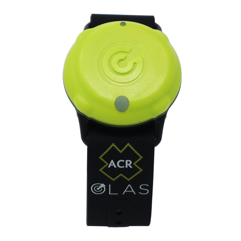 ACR OLAS (Overboard Location Alert System) Crew Tag & Strap CD-79116