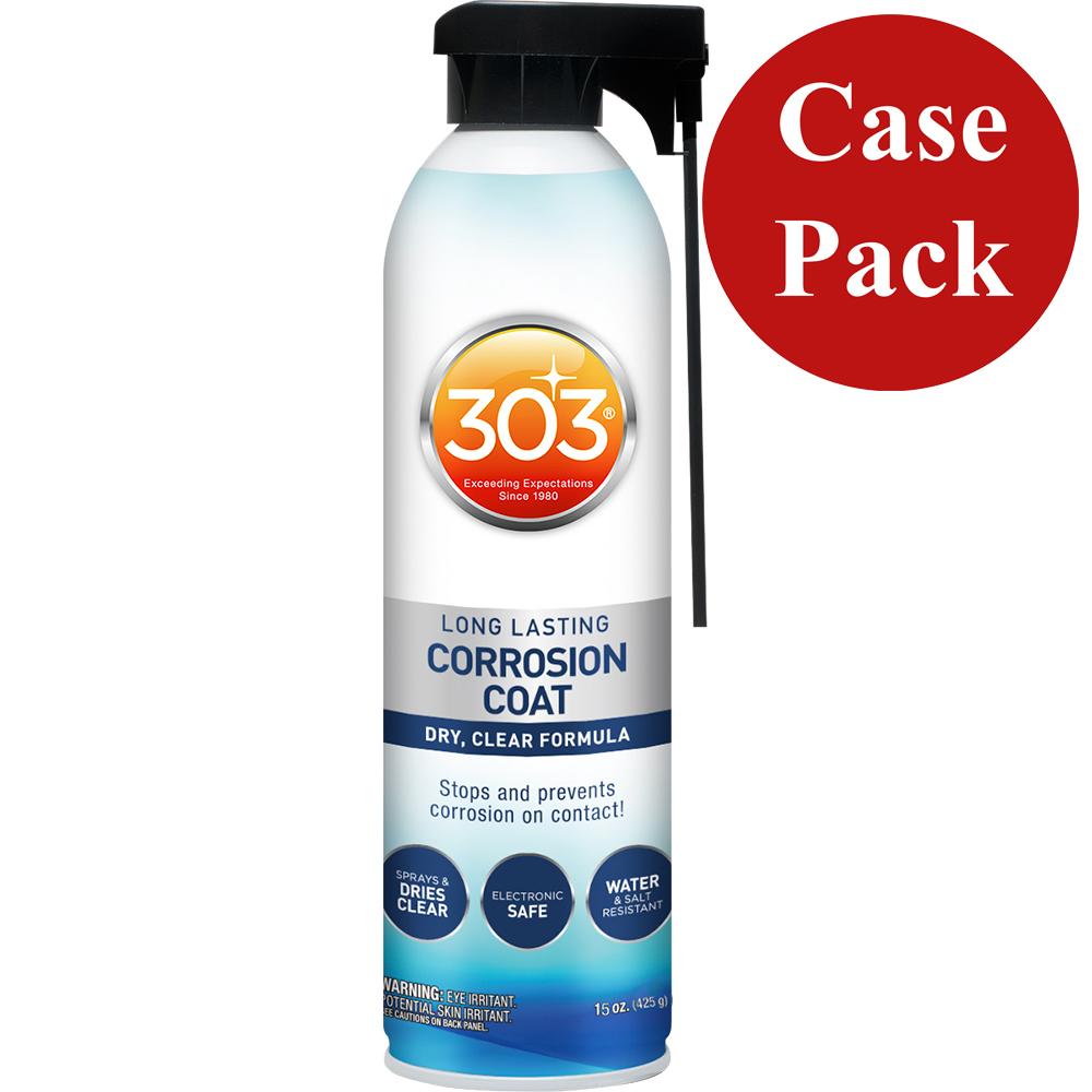 303 Long Lasting Corrosion Coat Aerosol - 15oz *Case of 6* CD-79933