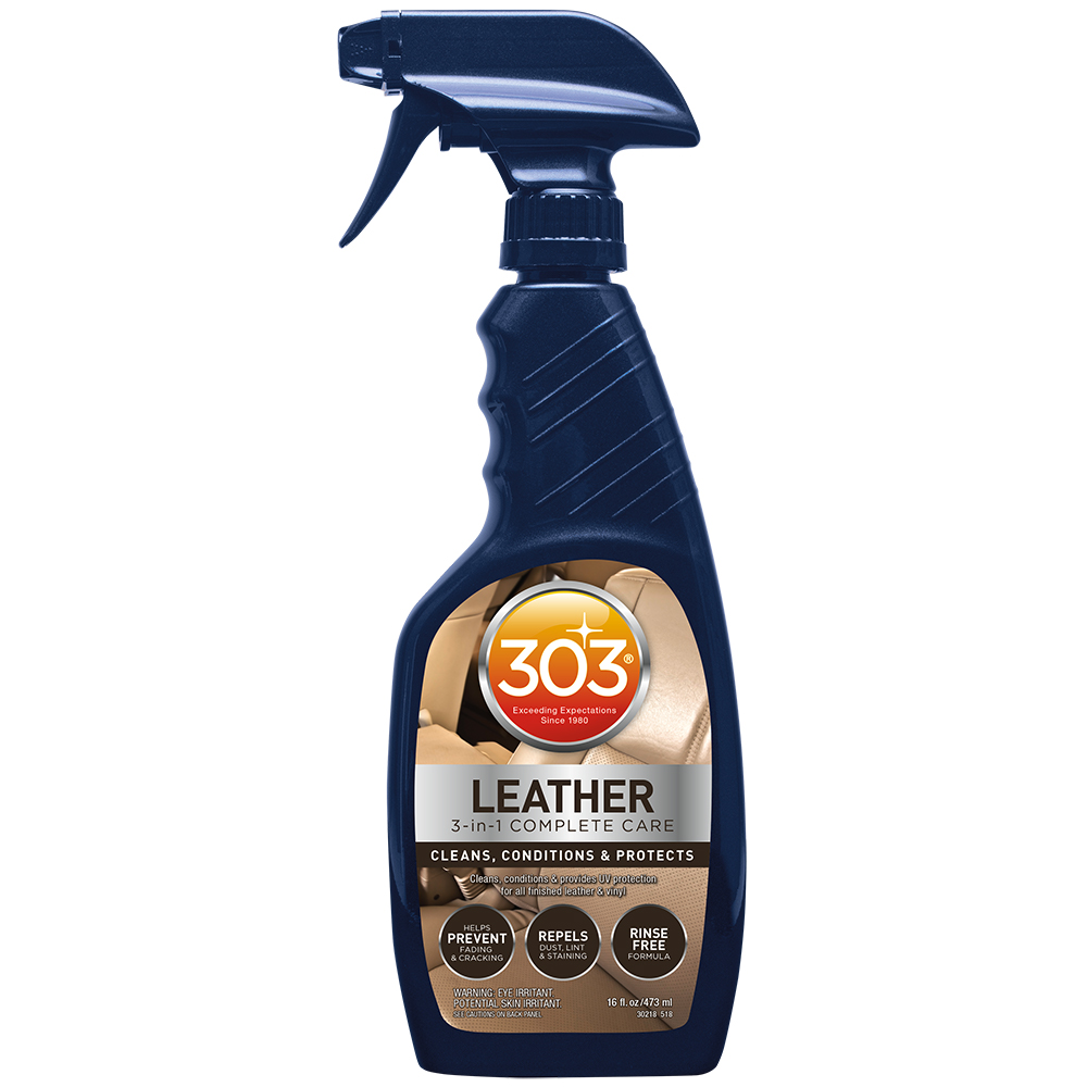 303 Automotive Leather 3-In-1 Complete Care - 16oz CD-79934