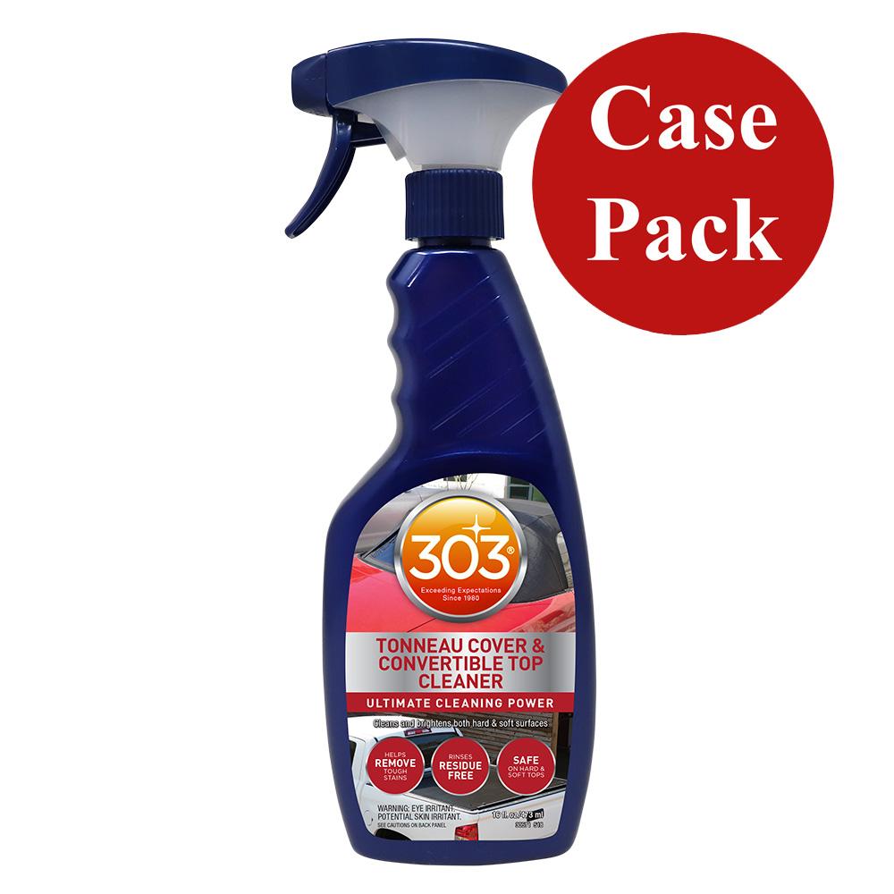 303 Automobile Tonneau Cover & Convertible Top Cleaner - 16oz *Case of 6* CD-79939