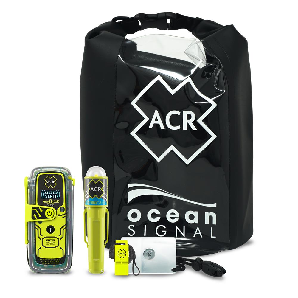 ACR ResQLink™ View 425 Survival Kit CD-80399
