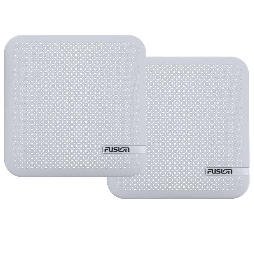 FUSION SM-X65W WHITE PLASTIC  REPLACEMENT GRILLE COVER