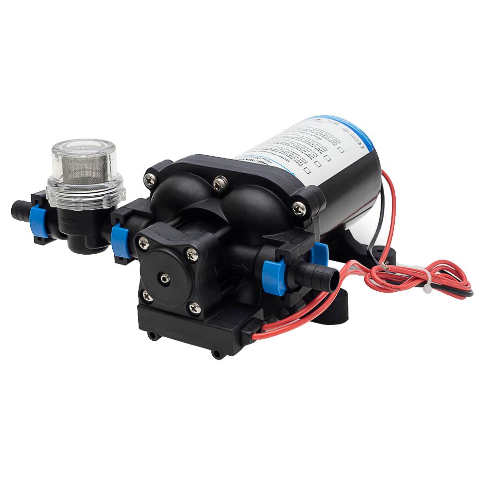 Albin Pump Water Pressure Pump - 12V - 2.6 GPM CD-80592