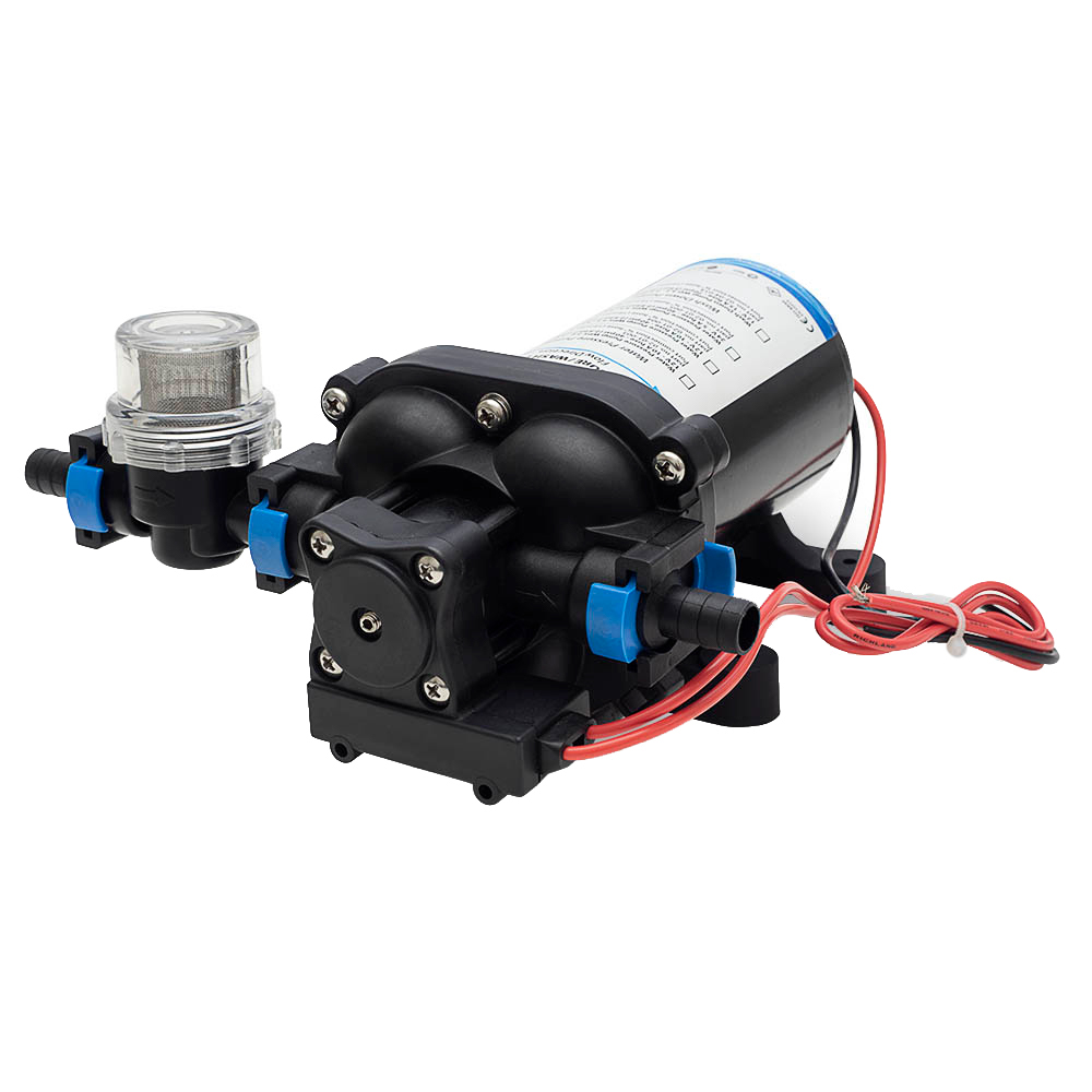 Albin Pump Water Pressure Pump - 12V - 3.5 GPM CD-80593