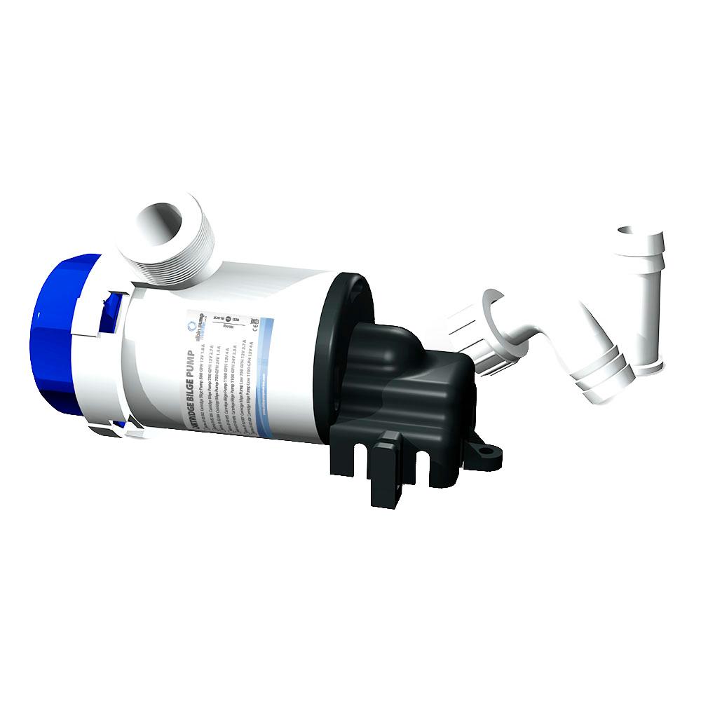 Albin Pump Cartridge Bilge Pump Low 1100GPH - 12V CD-81328